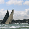 Sailing & Watching the J-Class Regatta in the Solent 21-22\\/07\\/2012 added by Alexander