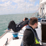 Sailing Weekend in the Solent 04-05/08/2012 added by Alexander