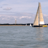 Weekend Sailing in the Solent added by Natasha Bennett