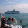 Cross Channel Sailing Trip: Hamble - Cherbourg - Alderney - Solent added by Jonathan Rackowe